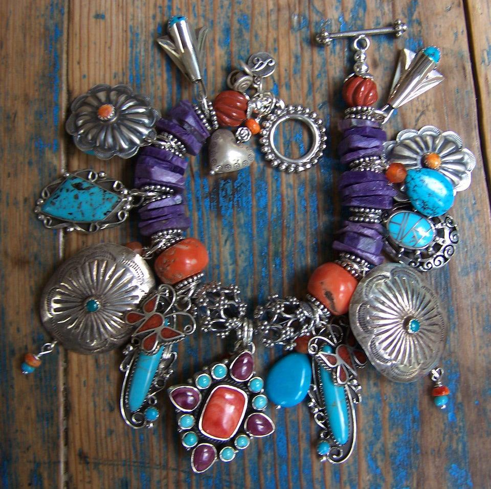 Southwest Charm Bracelets